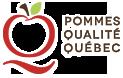 Logo de Pommes Qualité Québec