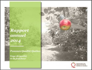 Couverture rapport annuel 2014