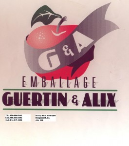 Logo Guertin & Alix